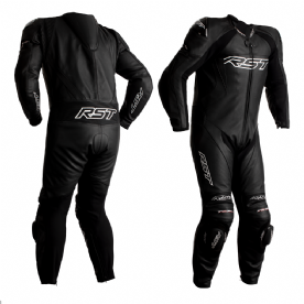 RST Tractech Evo 4 Leather Suit 1 Piece Black